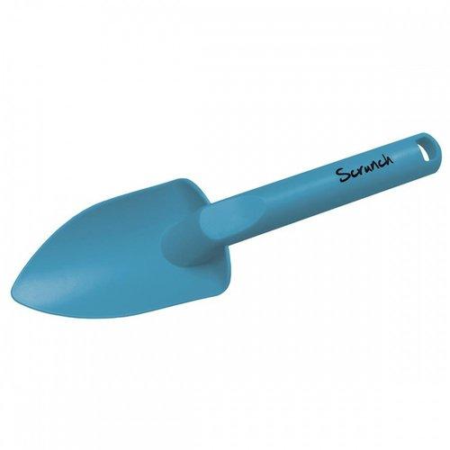 Scrunch Spade Grijsblauw