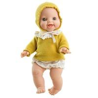 Gordi Pop Meisje Anik Gele Trui 34 cm