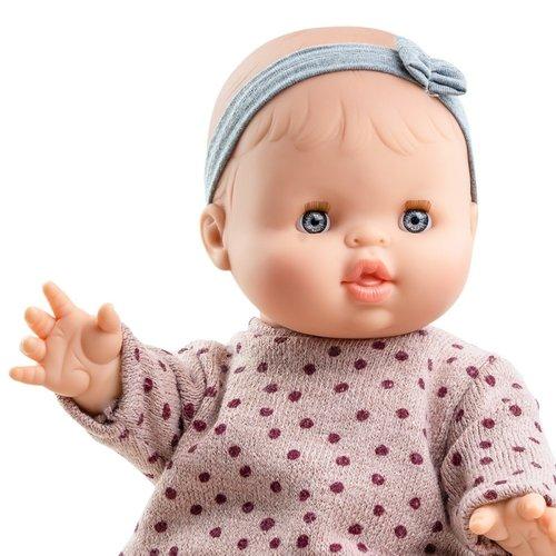 Paola Reina Gordi Pop Meisje Alicia Stippen 34 cm