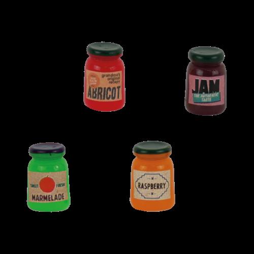 Het Muizenhuis Mini's Jampotten