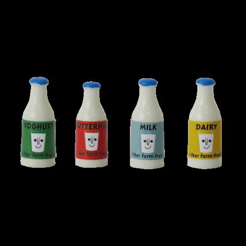 Het Muizenhuis Mini's Melkflessen