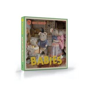 Het Muizenhuis Kaartenset Baby