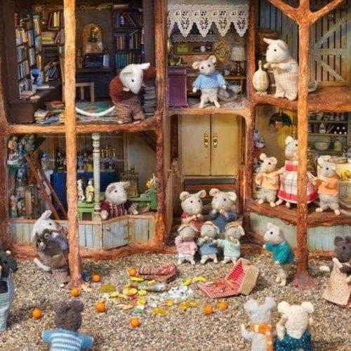 Het Muizenhuis Boek - De Picknick