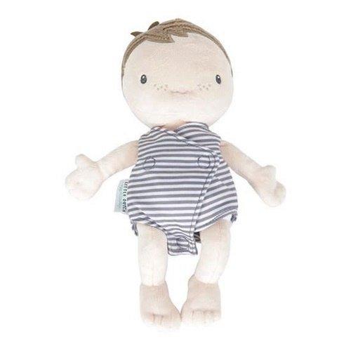 Little Dutch Babypop Jim in Reiswieg - 24 cm