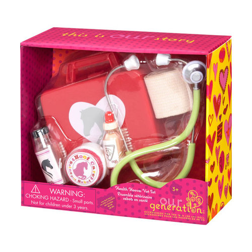 Our Generation Healthy Hooves Set