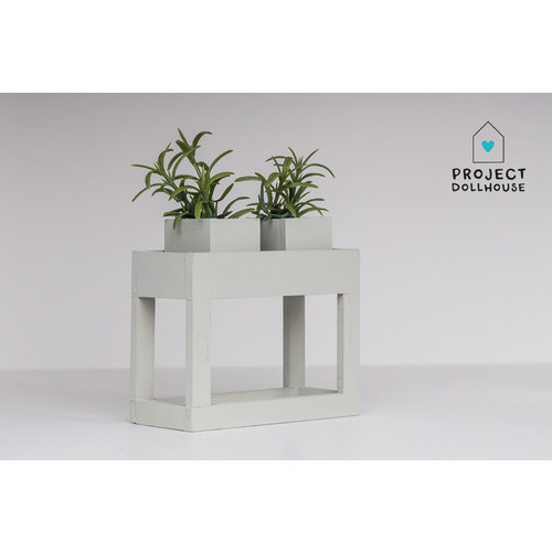 Project Dollhouse Moderne plantentafel early dew