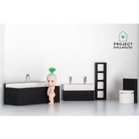 Badkamer Zwart Wit