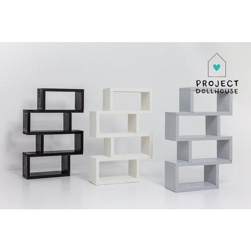 Project Dollhouse Kubuskast