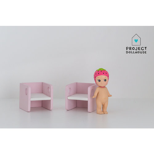 Project Dollhouse Arthur and Friends Playset