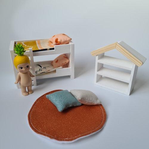 Project Dollhouse Mini Maileg Poppenhuis