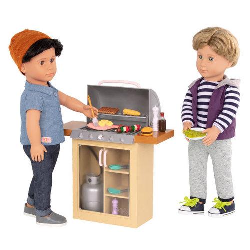 Our Generation OG Backyard Grill BBQ