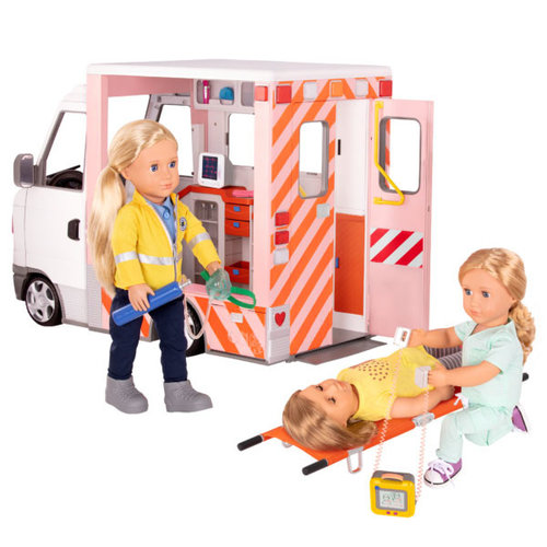 Our Generation Rescue Ambulance