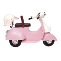 Ride in Style Scooter