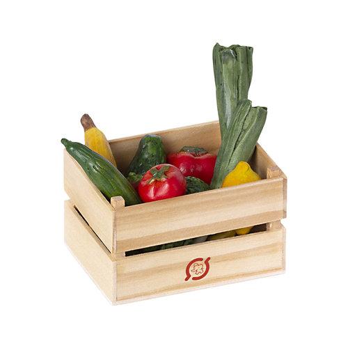 Maileg Kistje Groente en Fruit