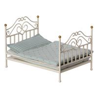 Vintage Bed Micro Wit