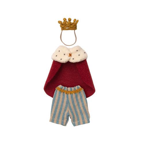 Maileg Koning Kleding - Vader Muis