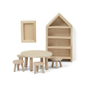 Lundby DIY Poppenhuis Eetkamer