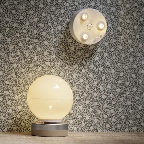 Lundby Lampen - Spot + Vloerlamp