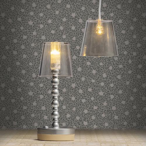 Lundby Lampen Transparant Vloer- + Hanglamp