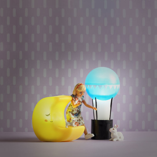 Lundby Poppenhuis Lampen Maan en Ballon
