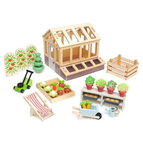 Tender Leaf Toys Tender Leaf Toys Serre en Tuinset