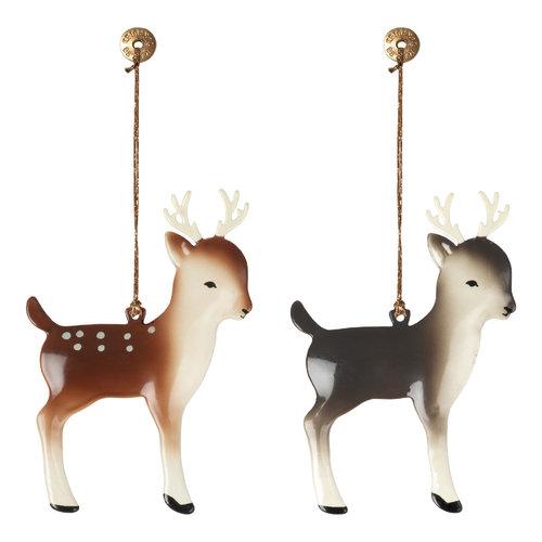 Maileg Kerstversiering Bambi met Gewei (1st)
