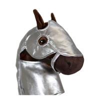 Harnas voor Stokpaardje - Zilver