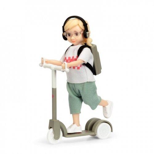 Lundby Poppenhuis Kind met Step