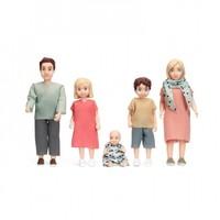 Poppenhuis Familie 'Charlie'