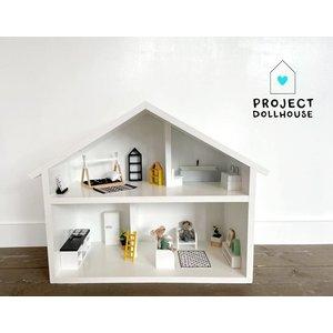 Project Dollhouse Poppenhuis Amy