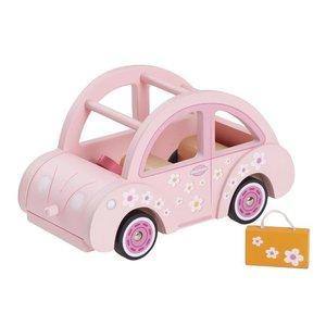 Le Toy Van Poppenhuis Sophie's Auto