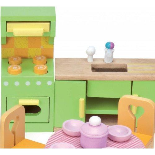 Le Toy Van Poppenhuis Meubeltjes Starter Set