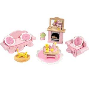Le Toy Van Daisylane Poppenhuis Woonkamer