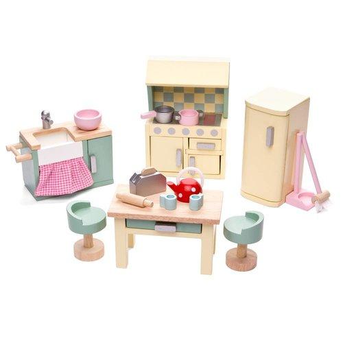 Le Toy Van Daisylane Poppenhuis Keuken