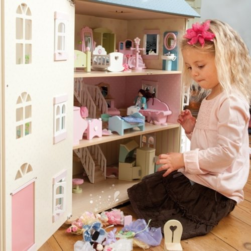 Le Toy Van Poppenhuis Cherry Tree Hall