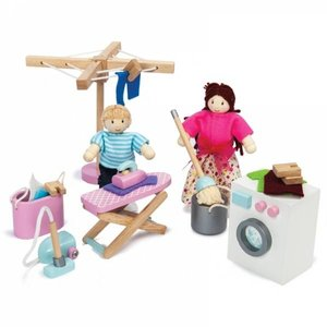 Le Toy Van Wasserette Set