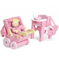 Poppenhuis Baby Set
