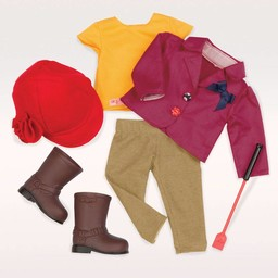 Our Generation Poppenkleding Deluxe Ready to Ride