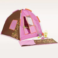 Polka Dot Camping Set