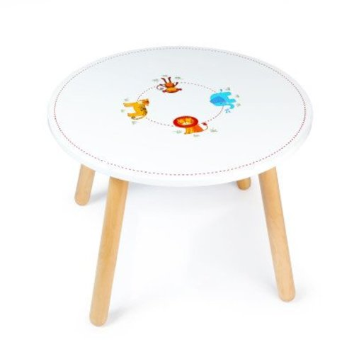 Tidlo Houten kindertafel Jungle