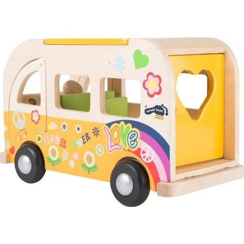 Legler Houten Hippie Bus