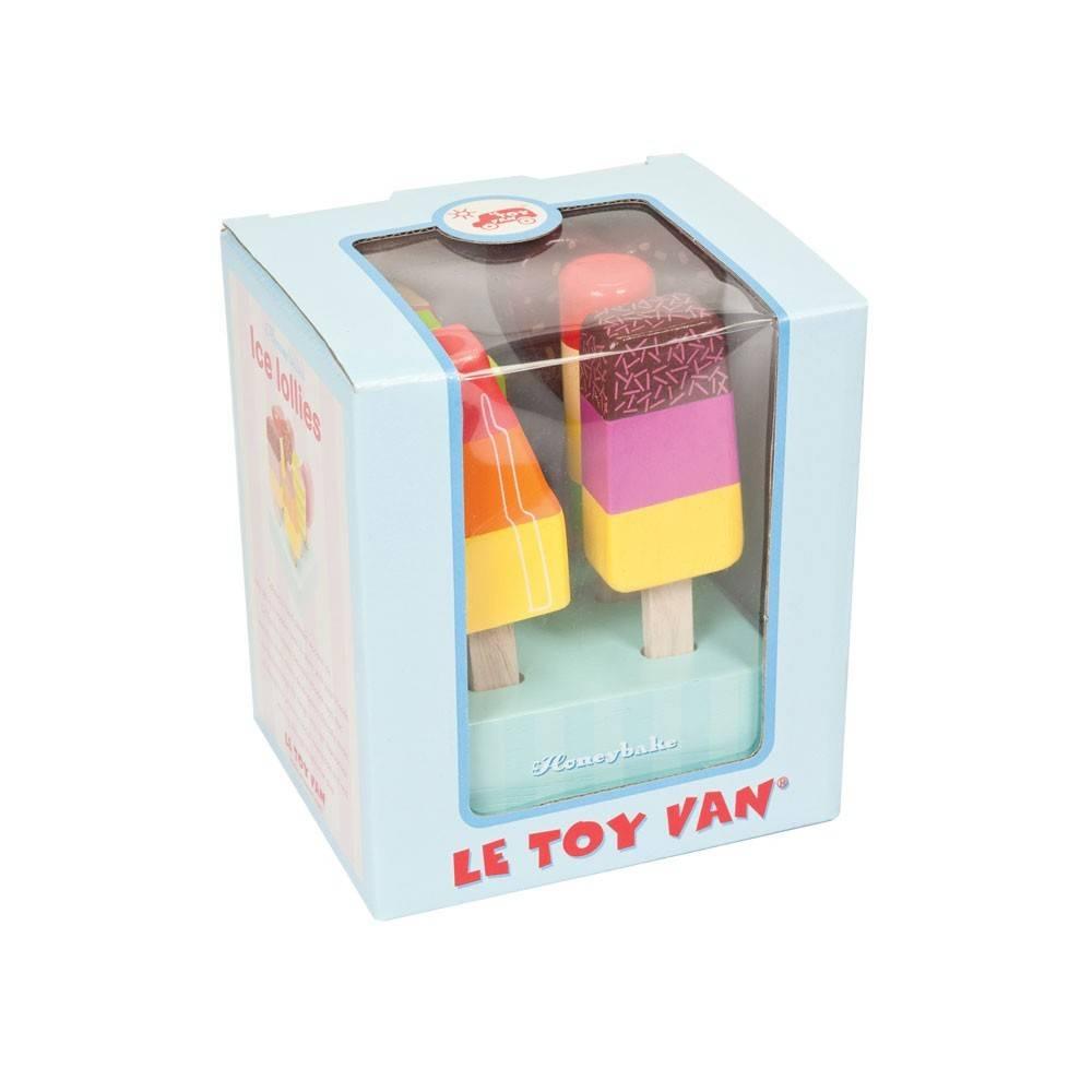 Le Toy Van Honeybake Ijsjes op Standaard