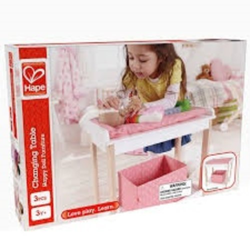 Hape Poppen Commode