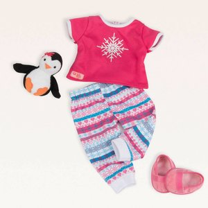 Our Generation Poppenkleding Snow Adorable