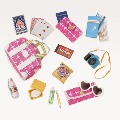 Our Generation Bon Voyage Travel Set