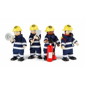Tidlo Brandweer Poppetjes