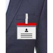 MeetingLinq A7 Ausweishalter Rot inklusive Gratispapier ab je 0,36 €