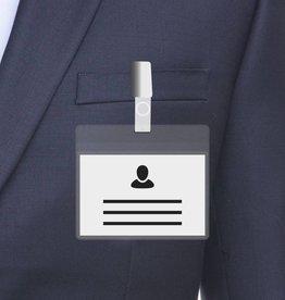 MeetingLinq A7 Badge holder Transparent