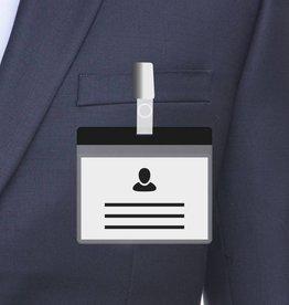 MeetingLinq A7 Badge holder Black