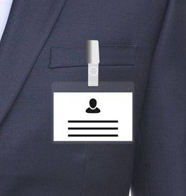 MeetingLinq Badge Holder Transparent